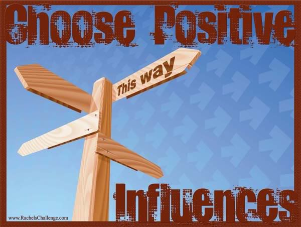 Image result for positive influences